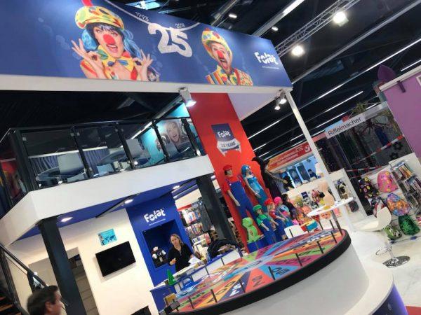 Spielwarenmesse 2012 t/m 2019 – Folat
