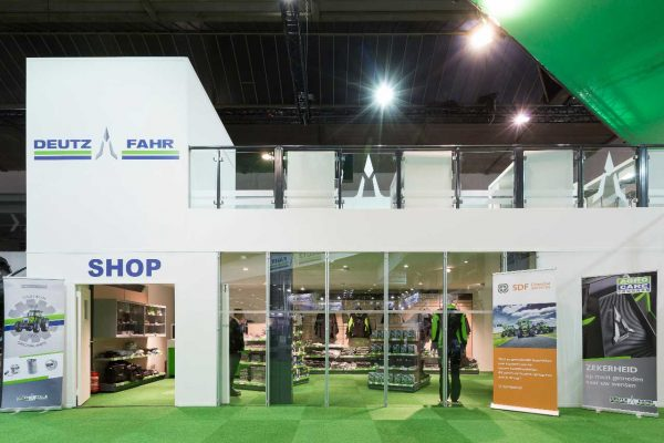 Agribex 2017 – Deutz Fahr