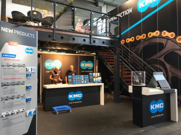 Eurobike 2013 t/m 2019 – KMC