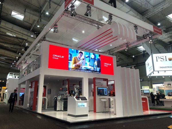 Hannover Messe 2019 – Oracle