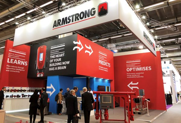 ISH 2019 – Armstrong Fluid Technology